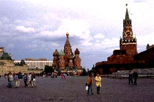 St. Basils and Red Square