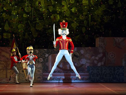 Nutcracker dance