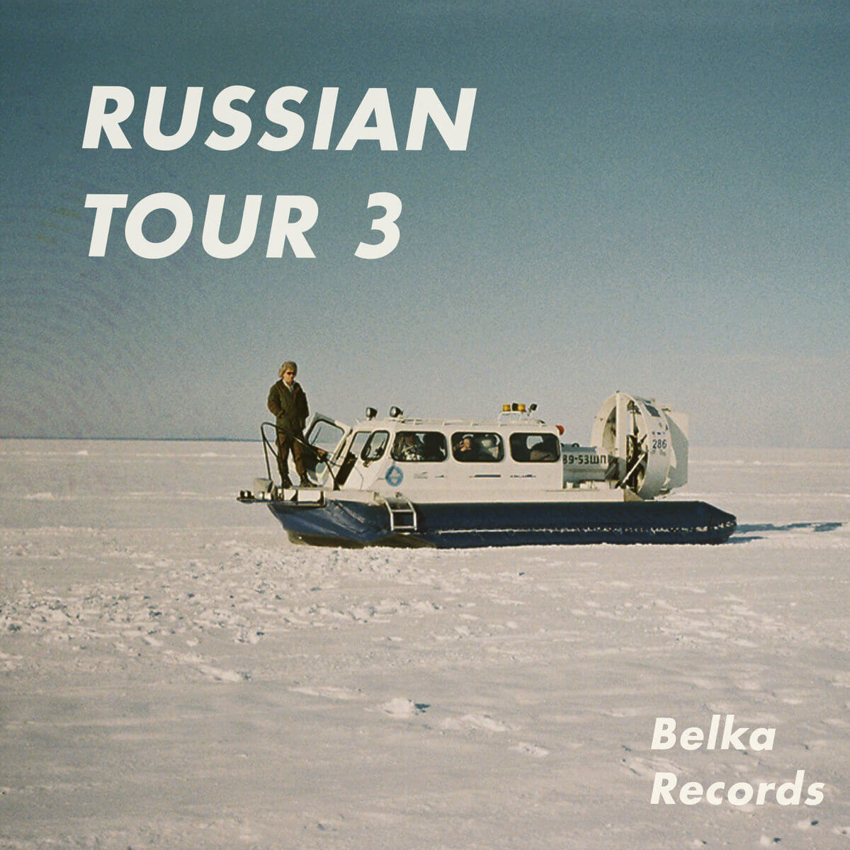 Album cover for Russian Tour 3