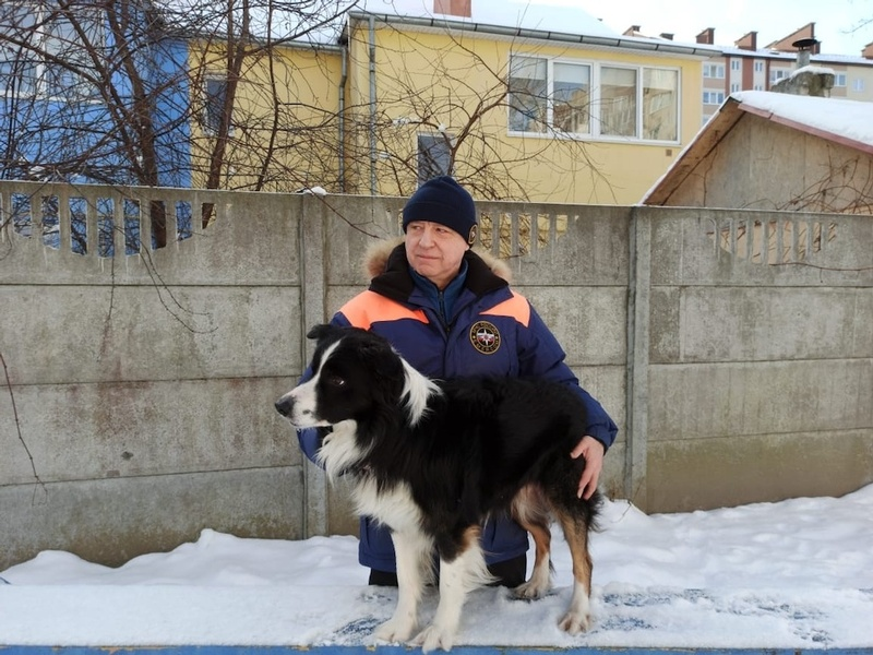 The Goodest Boy in All of Russia