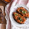 Eggplant Caviar, on the Shelf and at the Dacha