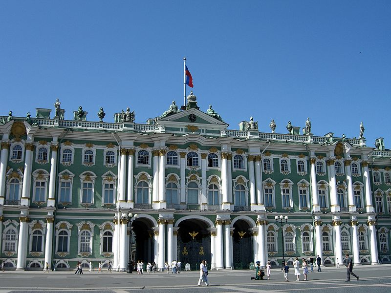 Exploring Russian Museums ~ Virtually