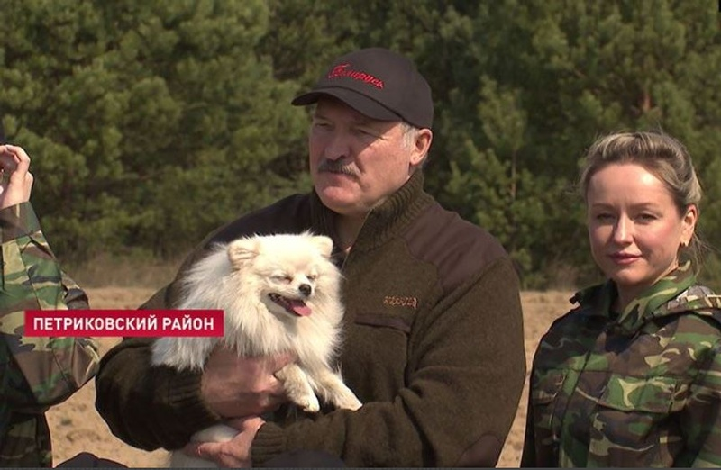 "Lukashenko Gets His ""Village Therapy"""