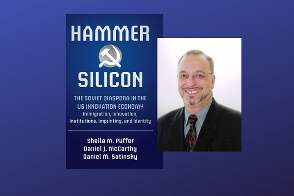 Hammer and Silicon - The Soviet Diaspora in the US Innovation Economy