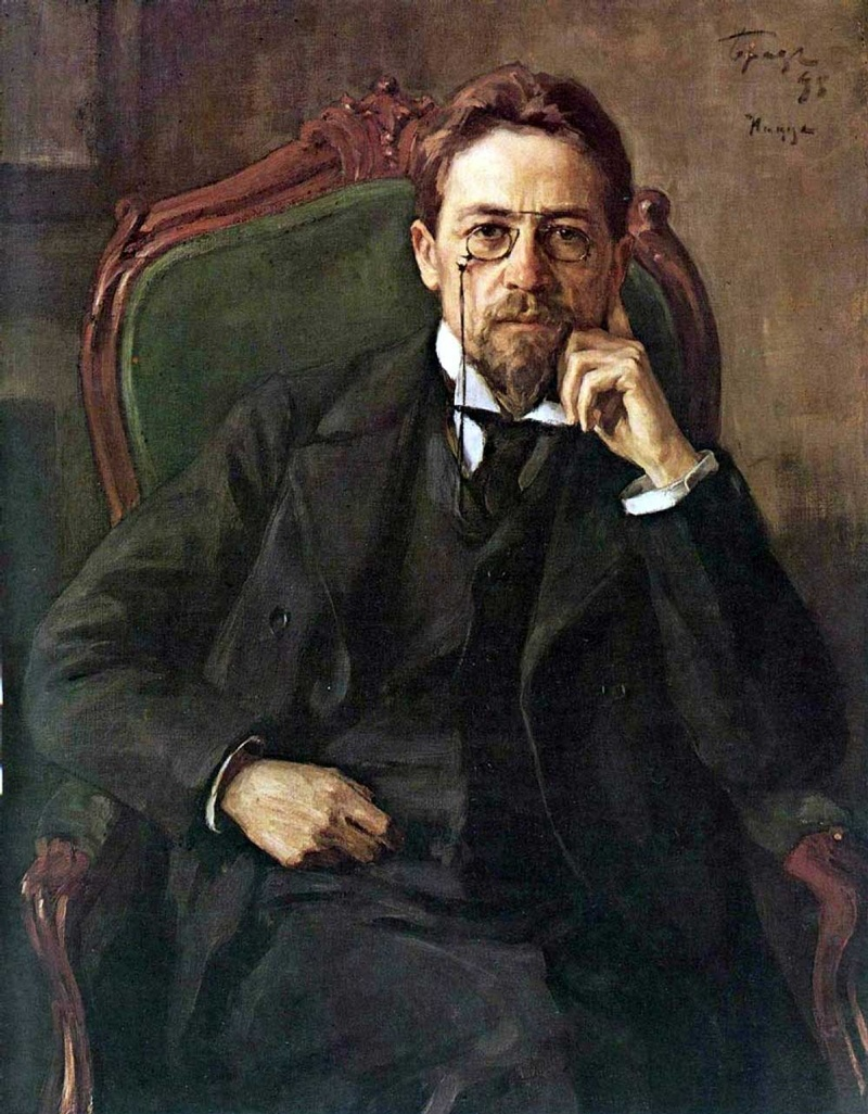 Dr. Anton Chekhov and the Typhus Epidemic