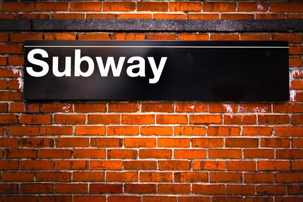 An Alien's Guide to the Subway