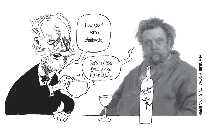 Can I Sip on Your Tchaikovsky?