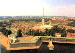 Peter Paul Fortress